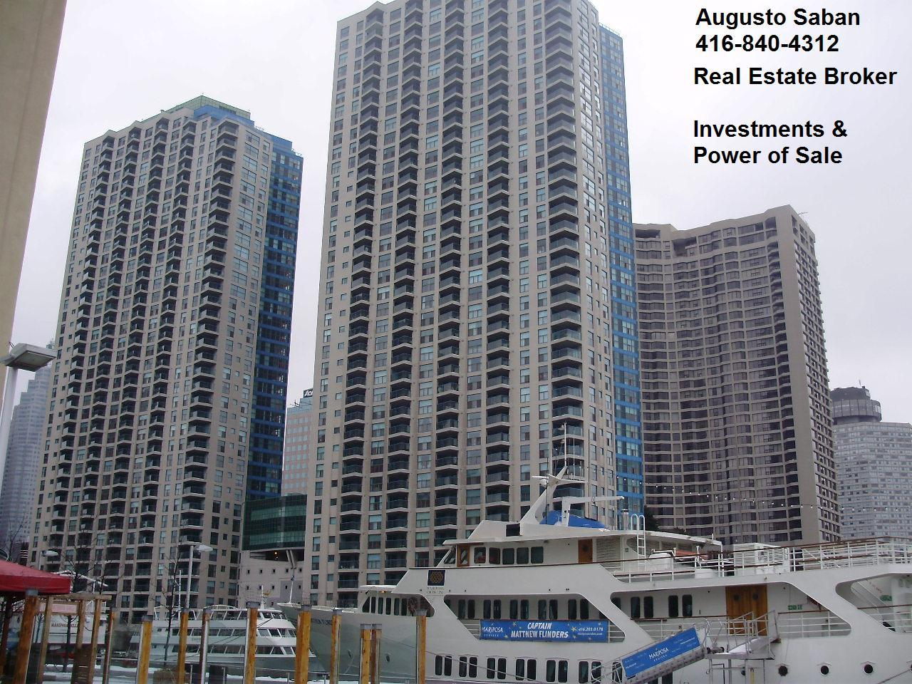 Rent In Toronto Lakefront Harbour Square Real Estate Downtown